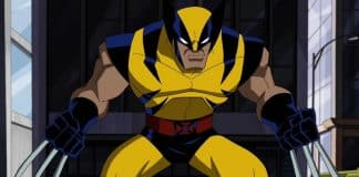 Animated Wolverine