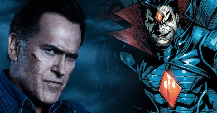 Bruce Campbell as Mister Sinister