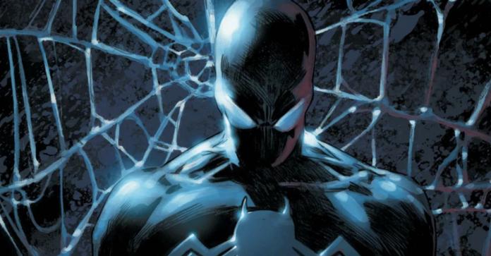 Symbiote Spider-Man Suit