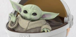 Baby Yoda Hallmark Ornament