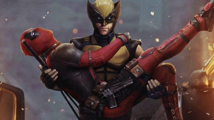 Deadpool Wolverine Fan Art
