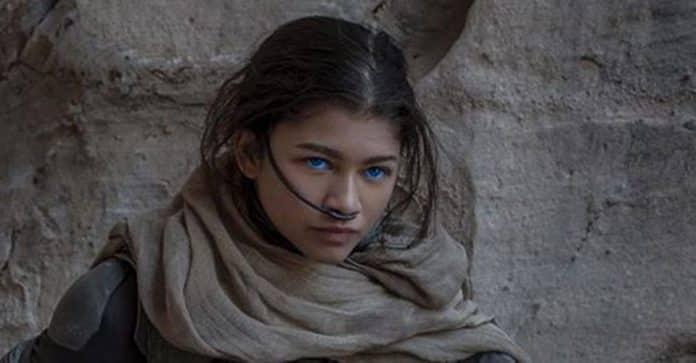 Dune Movie Zendaya