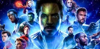 Tony Stark as a Skrull