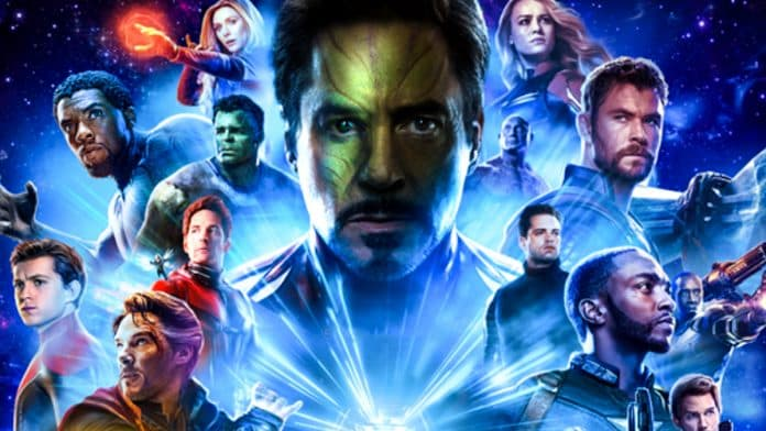 Tony Stark as a Skrull