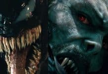 Venom and Morbius