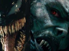 Venom and Morbius