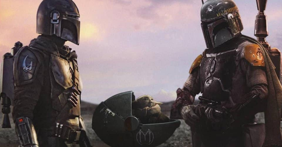 Boba Fett Meets Baby Yoda In Awesome Mandalorian Season 2 Fan Art