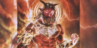 Henry Cavill as Trigon Superman