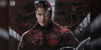 Woody Harrelson's Carnage Fan Art