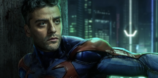 Oscar Isaac Spider-Man 2099