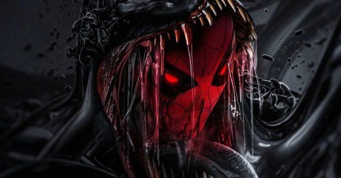 Spider-Man Venom Fan Art