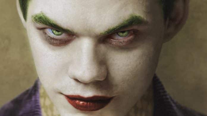 Bill Skarsgård as The Joker