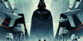 Empire Strikes Back 40th Anniversary Poster