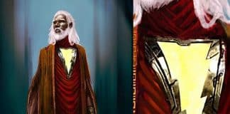 Shazam! Wizard Concept Art