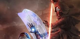 Iron Man Vs Kylo Ren
