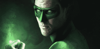 Green Lantern Fan Art
