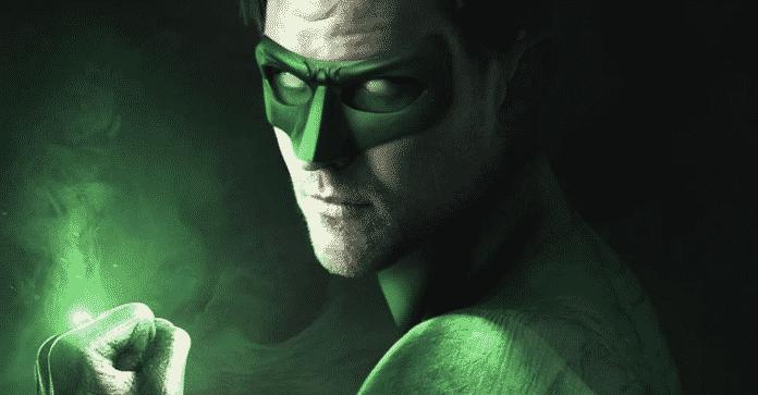 Green Lantern Fan Art
