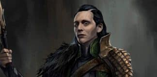 Thor Ragnarok Loki Concept Art