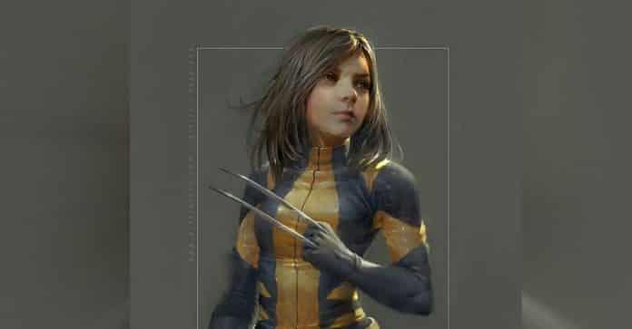 X-23 Fan Art