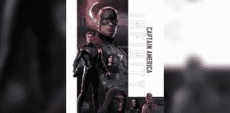 Captain America 4 Fan Poster