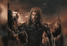 Thor Does The Snap In Avengers: Endgame Fan Art