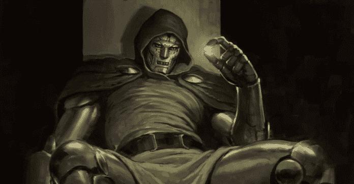 Doctor Doom with Infinity Gauntlet