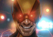 Flash Movie Fan Art