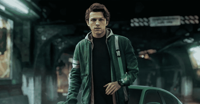 Tom Holland Ben 10