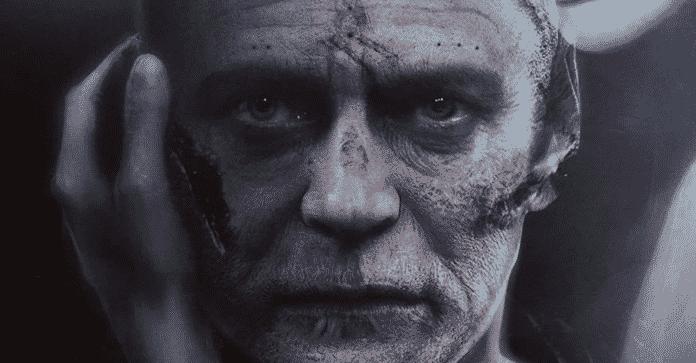 Hayden Christensen as Old Vader