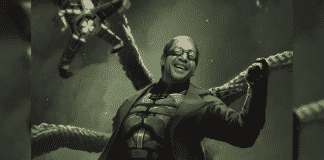 Javier Bardem As Doctor Octopus