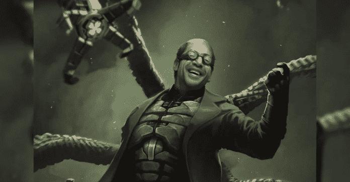 Javier Bardem As Doctor Octopus