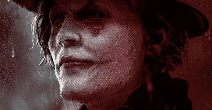Johnny Depp as The Joker