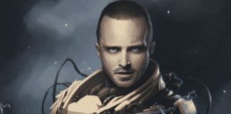Aaron Paul as Electro