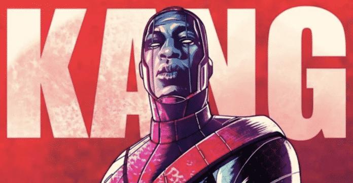 Ant-Man 3 Kang Fan Art
