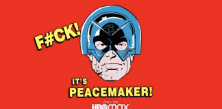 DC Peacemaker TV Show Logo