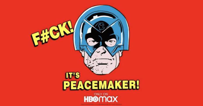 DC Peacemaker TV Show Logo