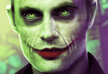 Penn Badgley as The Joker