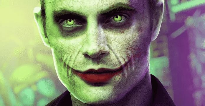 Penn Badgley as The Joker