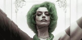 Anne Hathaway as The Joker