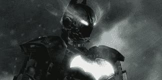 Batman Iron Man Style Armor