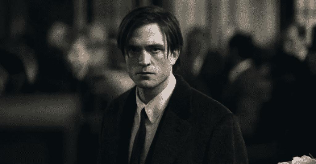 Robert Pattinson as Bruce Wayne