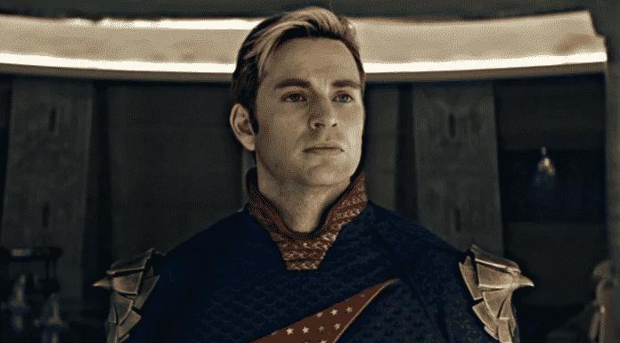 Chris Evans as Homelander
