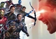 Homelander Lasers The Avengers