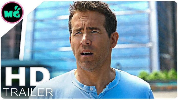 Ryan Reynolds in Free Guy