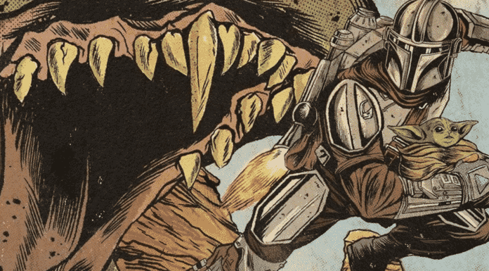 The Mandalorian 2 Marvel Comics Cover