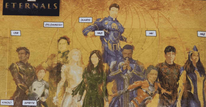 The Eternals promo image
