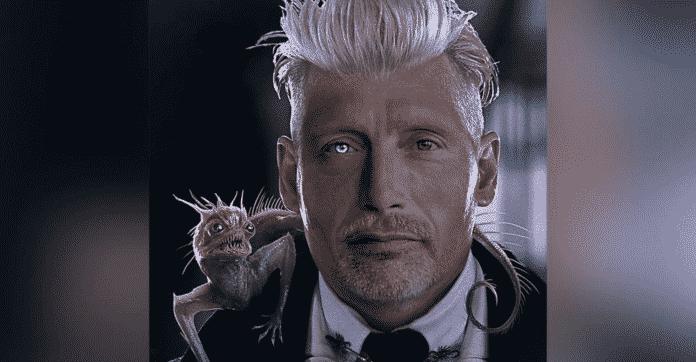 Mads Mikkelsen as Grindelwald
