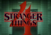 Stranger Things 4 Logo
