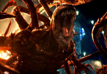 Woody Harrleson as Carnage in Venom 2