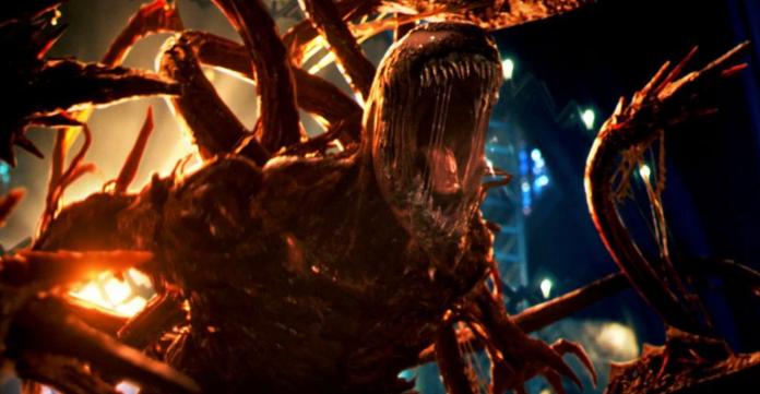 Woody Harrleson as Carnage in Venom 2
